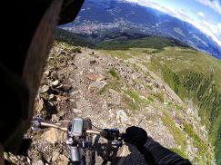 Panorama trail from Mte. Telegrafo