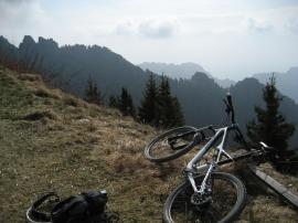 On top of Tremalzo