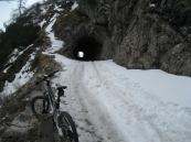 Tremalzo tunnel