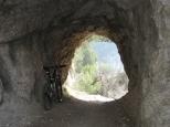 Corna Vecchia tunnel