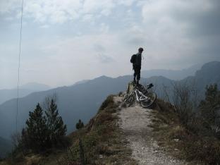 Corna Vecchia lookout