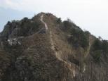Trail at Passo Rocchetta