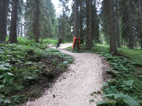 Carezza Flow Trail