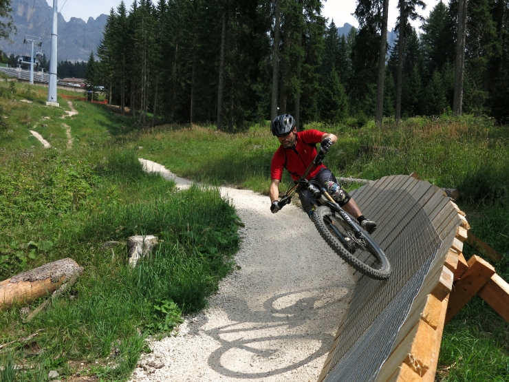 Carezza WallRide