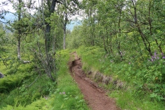Keiservarden trail